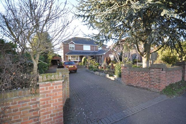 Thumbnail Detached house for sale in Seaview Avenue, West Mersea, Colchester