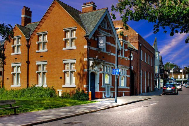 Johnston Road, Woodford Green IG8