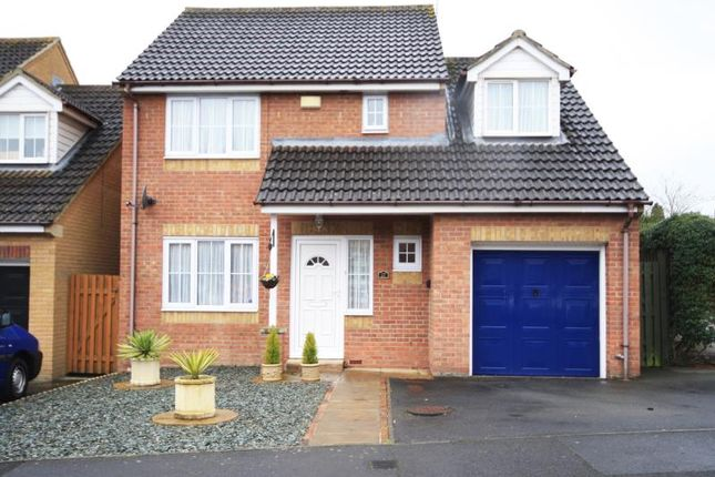 Thumbnail Detached house to rent in Richards Close, Royal Wootton Bassett