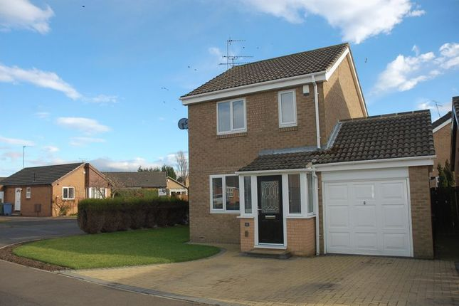 Thumbnail Detached house for sale in Ryehaugh, Ponteland, Newcastle Upon Tyne