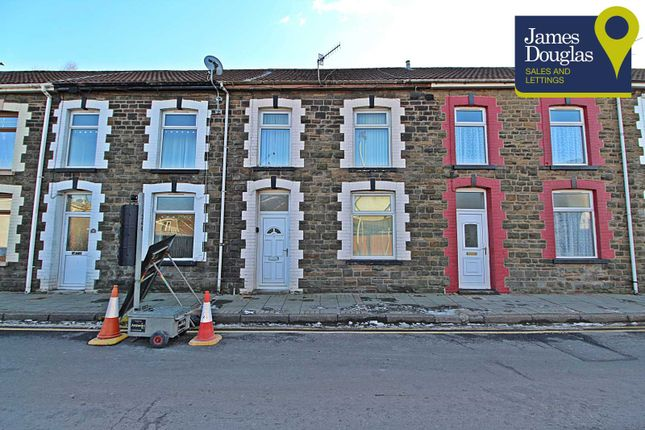 Thumbnail Terraced house for sale in Eirw Road, Porth, Rhondda Cynon Taff