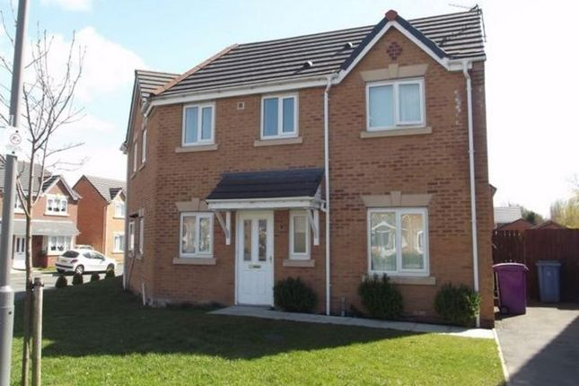 Thumbnail Semi-detached house to rent in Papillon Drive, Aintree, Liverpool