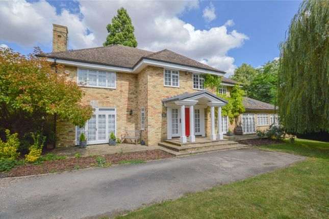 Thumbnail Detached house for sale in Little Walden, Nr Saffron Walden, Essex