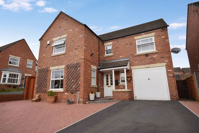 Thumbnail Detached house for sale in Longworth Road, Hemsworth, Pontefract