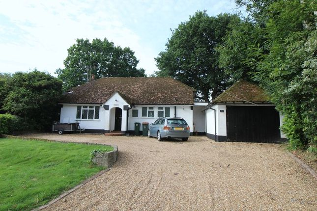 Thumbnail Detached bungalow for sale in Barnwood, Pound Hill, Crawley