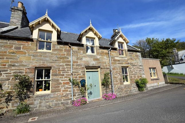 End terrace house for sale in Curlew Cottage, Dunbeath