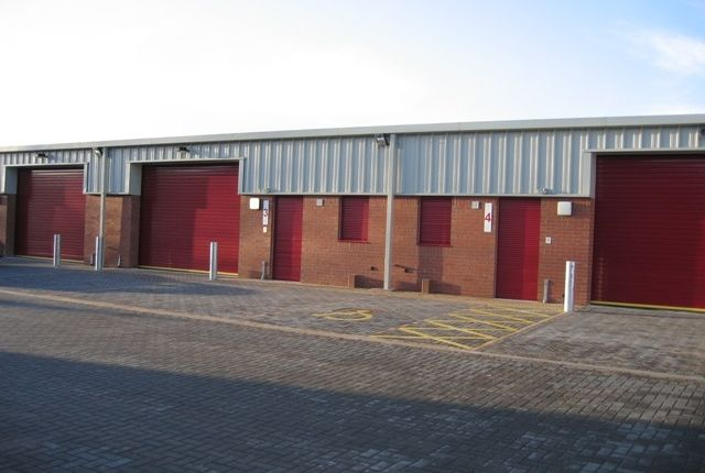 Thumbnail Industrial to let in Hadley Park Road, Telford