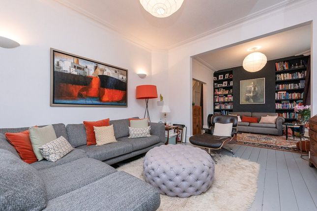 Thumbnail End terrace house to rent in Kings Road, London
