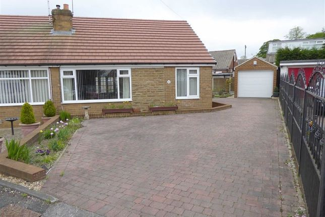 Thumbnail Semi-detached bungalow for sale in Scott Green Grove, Gildersome, Leeds, West Yorkshire