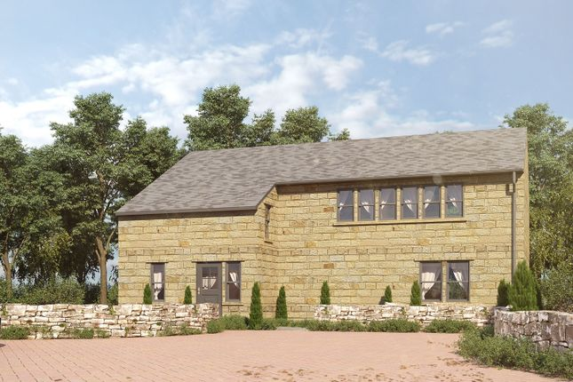 Thumbnail Detached house for sale in The Old Foundry, Riverside, Bingley