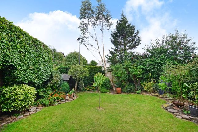 Garden of The Meadway, Dore, Sheffield S17