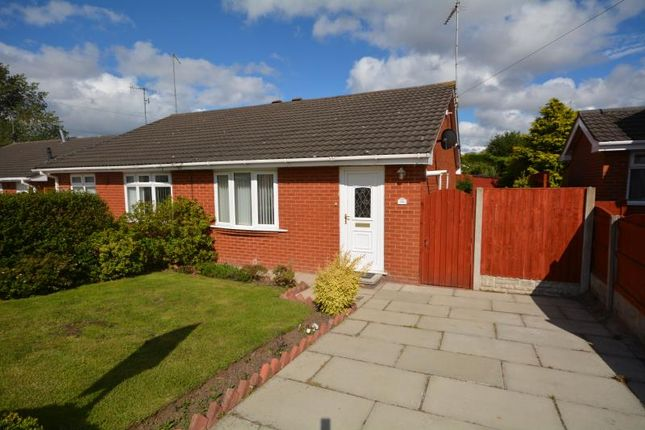 Thumbnail Bungalow to rent in Pennystone Close, Greasby, Wirral