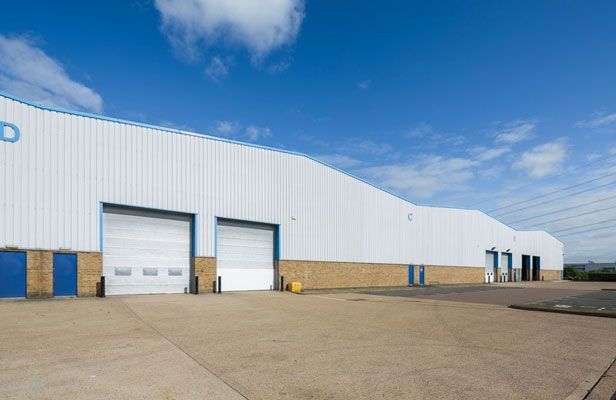 Thumbnail Industrial to let in Collett, Didcot