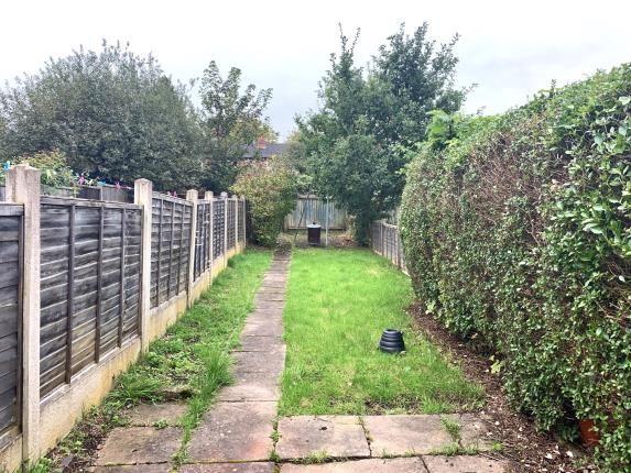 Garden of Brandon Road, Hall Green, Birmingham, West Midlands B28