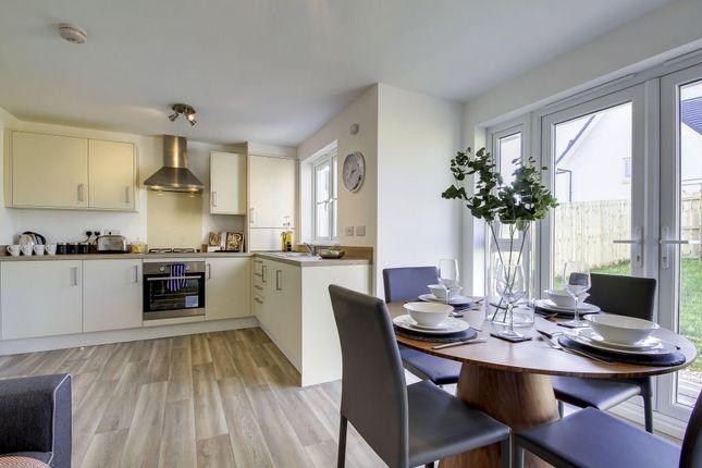 "Thumbnail Terraced house for sale in ""Wemyss"" at Drumpellier Avenue, Coatbridge"