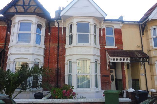 Thumbnail Flat to rent in Shadwell Road, Portsmouth