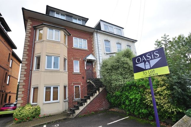 Thumbnail Flat to rent in Gresham Road, Staines Upon Thames, Surrey
