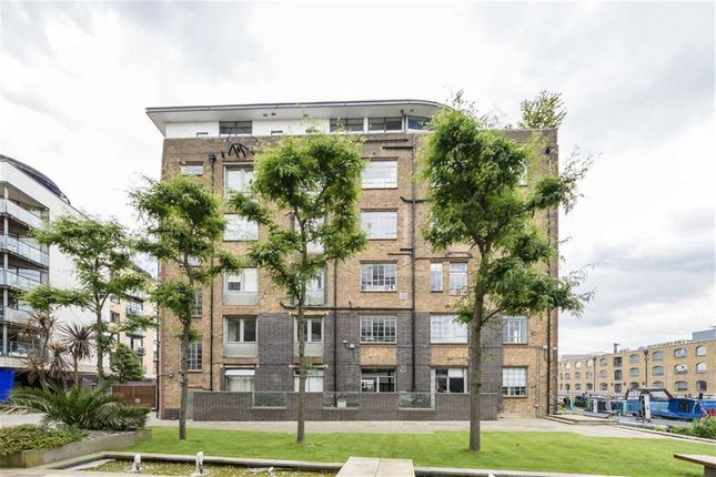 Thumbnail 3 bedroom flat for sale in New Wharf Road, London