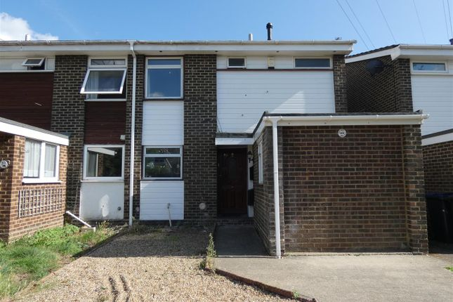 Thumbnail Semi-detached house to rent in Ulcombe Gardens, Canterbury