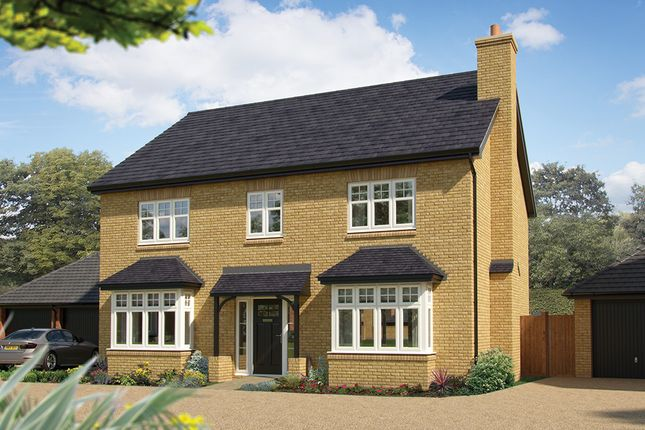 "Thumbnail Detached house for sale in ""The Lime"" at Southam Road, Radford Semele, Leamington Spa"
