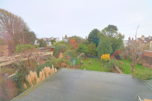 View From Upper Rear Bedroom - Potential For Terrace