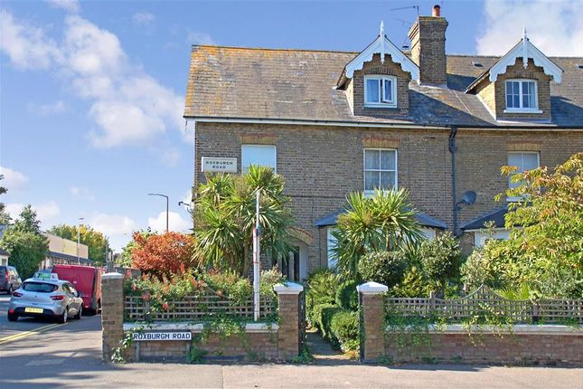 Thumbnail Semi-detached house for sale in Roxburgh Road, Westgate-On-Sea, Kent