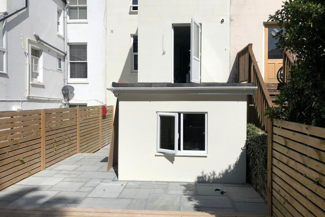 Thumbnail Terraced house to rent in Springfield, Brighton