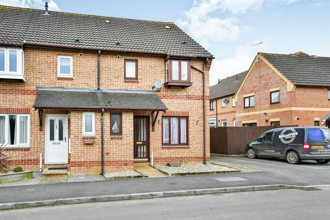 Thumbnail Semi-detached house for sale in Water Mint Way, Calne