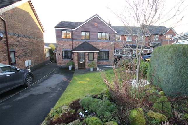 Thumbnail Detached house for sale in Hargate Avenue, Norden, Rochdale
