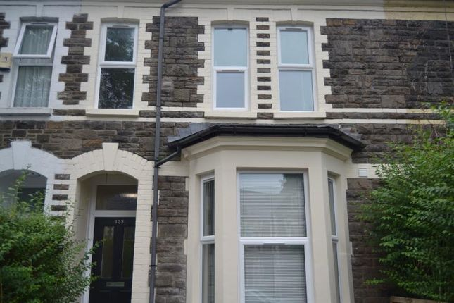 Thumbnail Shared accommodation to rent in Richmond Road, Roath, Cardiff, South Wales
