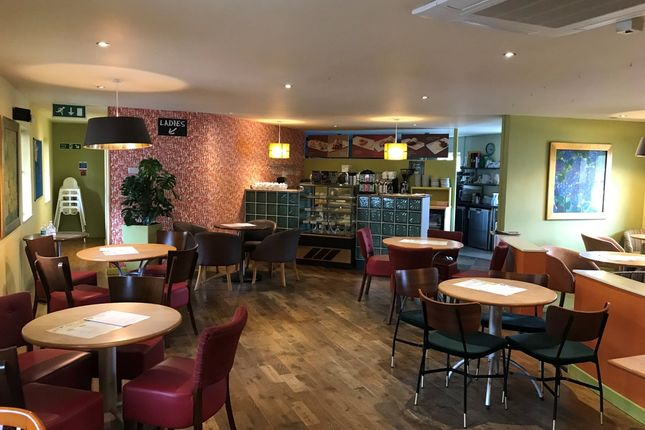 Thumbnail Restaurant/cafe for sale in Bakewell, Derbyshire