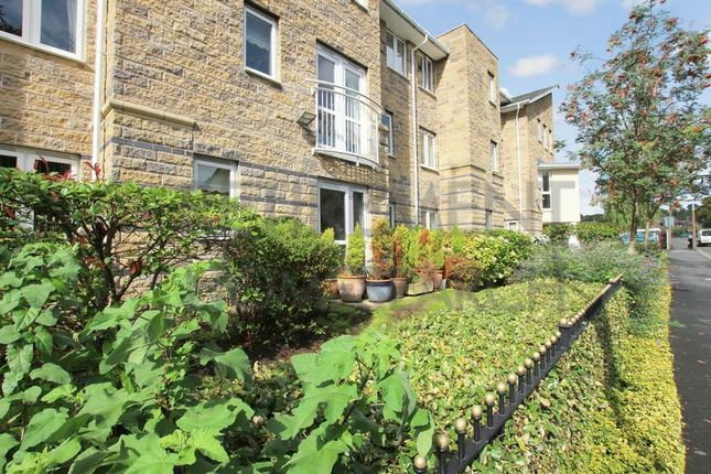 Thumbnail Flat for sale in Ladybower Court, Glossop