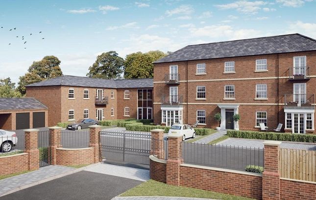 Thumbnail Flat for sale in Links Court, Bloxwich