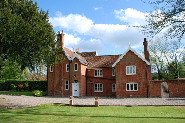 Thumbnail Detached house for sale in Denham, Eye, Suffolk