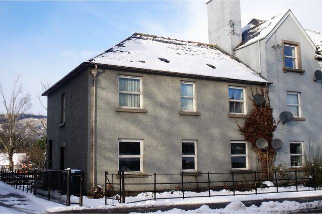 Thumbnail Flat for sale in Breadalbane Terrace, Aberfeldy