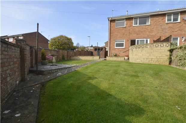 Thumbnail End terrace house for sale in The Bassetts, Cashes Green, Gloucestershire