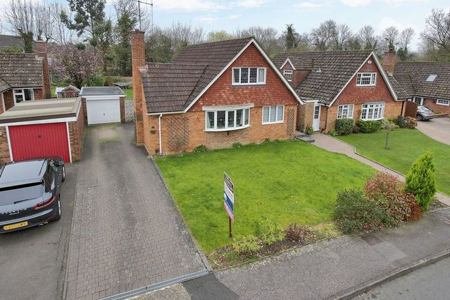 Thumbnail Detached house for sale in The Millbank, Ifield, Crawley, West Sussex