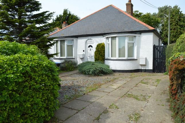 Thumbnail Bungalow for sale in Manston Court Road, Margate