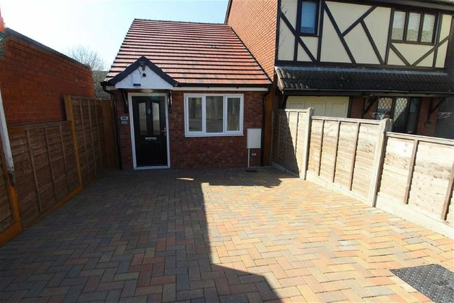 Thumbnail Detached bungalow for sale in Maple Road, Bradmore, Wolverhampton