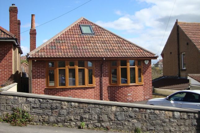 Thumbnail Detached bungalow for sale in Baytree Road, Weston-Super-Mare