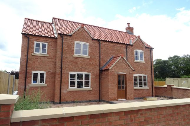 Thumbnail Detached house for sale in Old Bell Lane, Carlton-On-Trent, Newark
