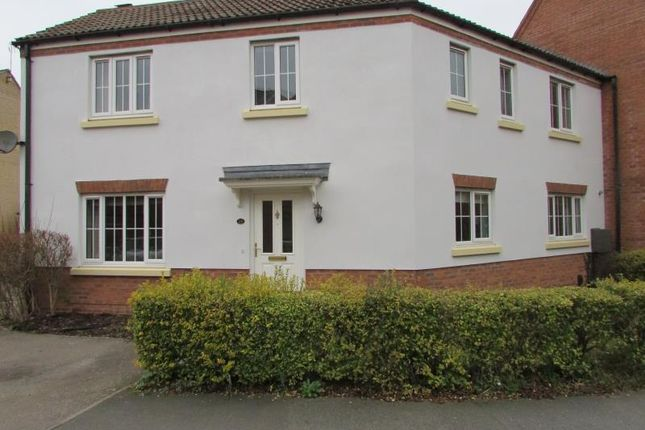 Thumbnail Semi-detached house to rent in Berrybanks, Bilton, Rugby