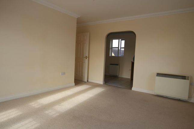 Thumbnail 2 bed property to rent in Barle Court, Tiverton