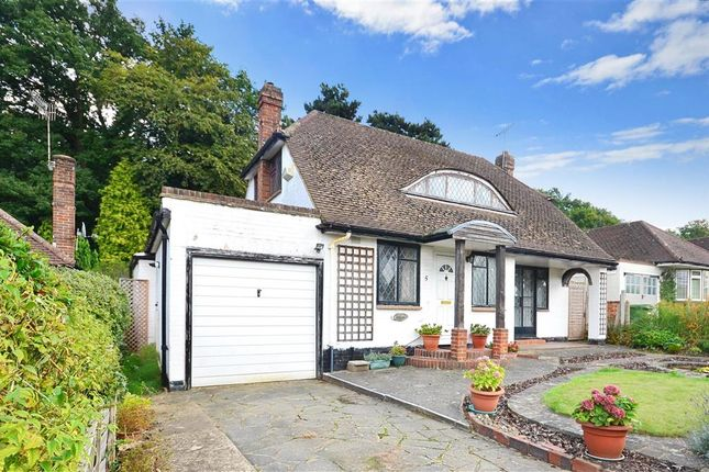 Thumbnail Bungalow for sale in Daymerslea Ridge, Leatherhead, Surrey