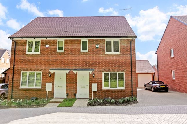 Thumbnail Semi-detached house to rent in Old Saw Mill Place, Amersham