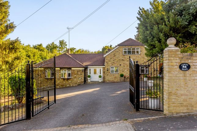Thumbnail Detached house for sale in The Hillside, Orpington, Kent