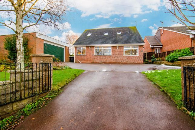 Thumbnail Detached bungalow for sale in Wyre Court, Wyre Hill, Bewdley