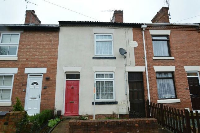 2 bed terraced house for sale in Park Road, Blaby, Leicester LE8