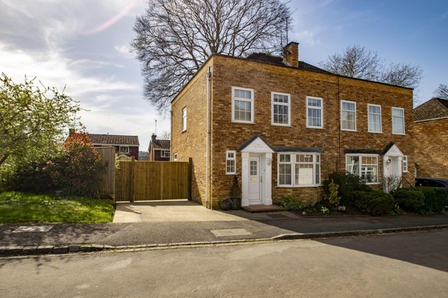 Thumbnail Semi-detached house for sale in Millers Close, Goring On Thames