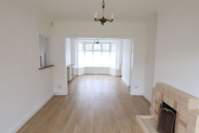 Thumbnail Semi-detached house to rent in Cleveland Gardens, London